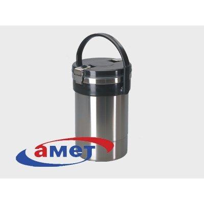 Термос Амет 1c474 (1c474)Термосы Амет <br>2.0л, Экспресс, суповой, с широким горлом<br>