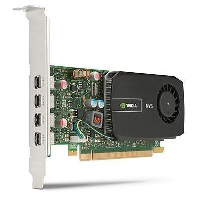 Видеоадаптер HP Graphics Card NVIDIA NVS 510 2GB GFX (C2J98AA) (C2J98AA)Профессиональные видеоускорители HP<br>nVidia Quadro NVS 510; частота процессора: 797 МГц; частота памяти: 891МГц; объём видеопамяти: 2Гб; тип видеопамяти: DDR3; DirectX 11/OpenGL 4.3; доп. питание: без дополнительного питания; тип поставки: Ret<br>