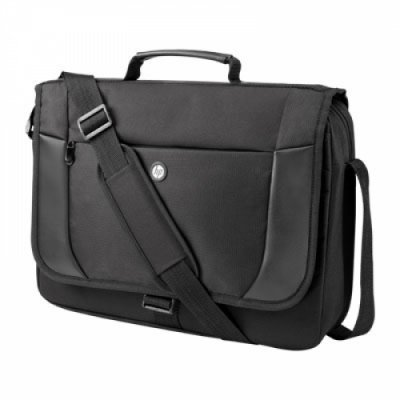 Сумка HP Essential Messenger Case  (H1D25AA) (H1D25AA)Сумки для ноутбуков HP<br>for all hpcpq 10-17.3 Notebooks<br>