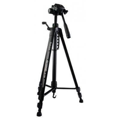 Штатив Rekam Ecopod E-156 (E-156)Штативы для фотоаппаратов Rekam<br>напольный трипод<br>для фотокамер<br>максимальная высота 156 см<br>нагрузка до 3 кг<br>вес: 1.25 кг<br>