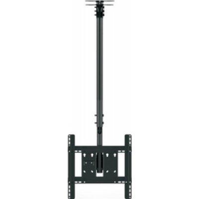 Кронштейн потолочный BiMService NBT560-15 32-57 (NBT560-15)Кронштейн для ТВ и панелей BiMService<br>потолочный 32-57 макс 400х400 высота 832-1500мм наклон -5°/+15° поворот: ±30° Макс нагрузка: 69кг<br>
