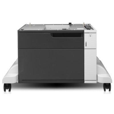 Устройство подачи бумаги HP LaserJet 1x500 Sheet Feeder and Stand (CF243A) (CF243A)Устройства подачи бумаги HP<br>for LaserJet Enterprise 700 M712 series/со стойкой и шкафом<br>