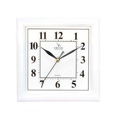 Часы настенные Вега П 3-7-46 (П 3-7-46)Часы настенные Вега <br>Часы ВЕГА П 3-7-46 - яркие часы оригинальной квадратной формы выполнены в современном дизайне и станут отличным украшением дома или офиса. Они порадуют Вас гармоничным сочетанием цены и качества.<br>