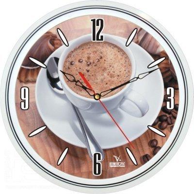 Часы настенные Вега П 1-763/7-43 (П 1-763/7-43)Часы настенные Вега <br>Часы Вега П 1-763/7-43 обладают прочным корпусом из качественного и надёжного материала. Вам они сразу понравятся своим ярким, современным дизайном и габаритами. Они удобны в использовании и не требуют специальной очистки, только протрите если требуется. Часы выполнены с качественным механизмом и им ...<br>