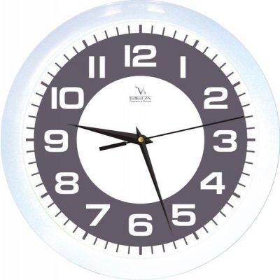 Часы настенные Вега П 1-7/7-77 (П 1-7/7-77)Часы настенные Вега <br>Хронометр Классика<br>