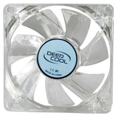 Система охлаждения DeepCool Xfan 80L/B (XFAN 80L/B) система охлаждения для видеокарты