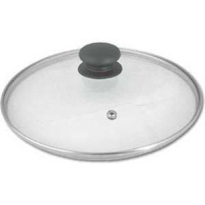 Крышка для кастрюль и сковородок TimA 4714 (TA4714)Крышки для посуды TimA <br>стеклянная, в сборе с держателем , d=14см ,с  металлическим ободком и паровыпуском<br>