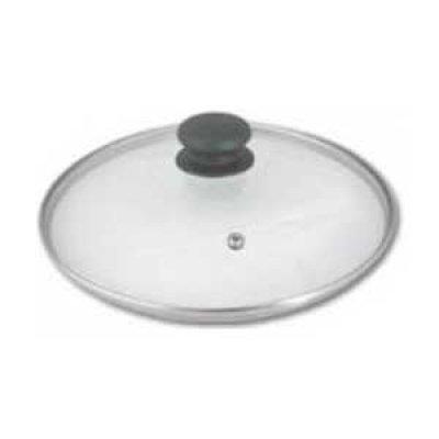 Крышка для кастрюль и сковородок TimA 4724 (TA4724)Крышки для посуды TimA <br>стекл. в сборе с держателем d=24см<br>