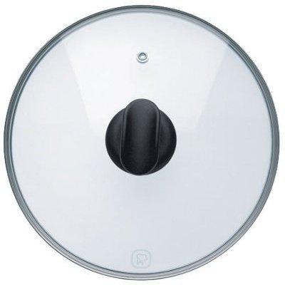 Крышка для кастрюль и сковородок TimA 4728 (TA4728)Крышки для посуды TimA <br>стекл. в сборе с держателем d=28см<br>