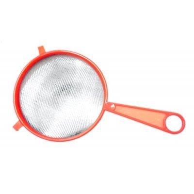 Сито Хозяюшка Мила 36060 (Мила 36060)Сита Хозяюшка Мила<br>Материал: металл, пластик , диаметр 200мм<br>