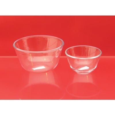 Набор мисок Васильевское стекло НМС 1 (НМС 1)Миски кухонные Васильевское стекло<br>1,25л+0,4л<br>