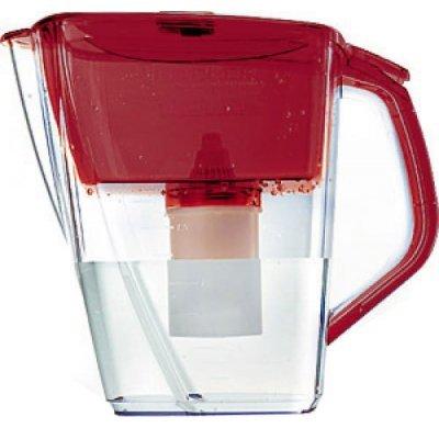 Кувшин Барьер Гранд Neo рубин (Барьер-ГрандNeo(руб))Фильтры-кувшин Барьер<br>фильтр, кувшин, очистка от хлора, для холодной воды, производительность 0.3 л/мин, календарь замены фильтра<br>