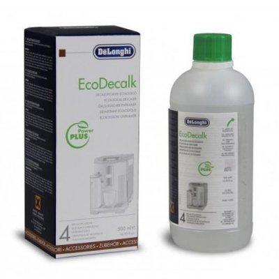 Средство для удаления накипи Delonghi EcoDecalk 500 мл. (ECODECALK 500ML) кофемашина delonghi ecam 45 760 w белый
