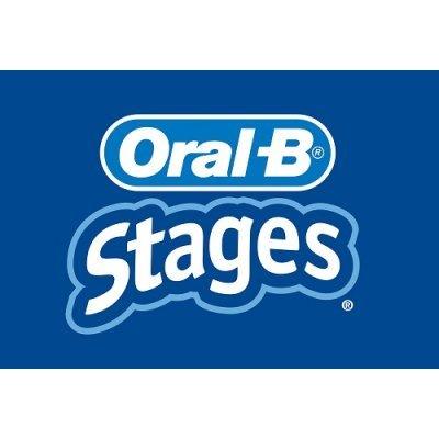 Насадка для зубной щетки Oral-B Stages (Oral-B Stages)