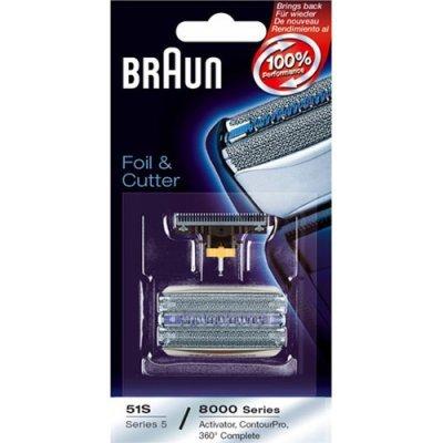 Режущий блок+сетка Braun Series7 70S (Series7 70S(Сет+р.б))Сетки для бритвы Braun<br>возможность мытья под водой, подходит для моделей Series 7, Pulsonic, Prosonic<br>