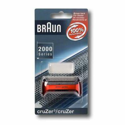 Сетка Braun 2000 CruZer 20S red (2000 (Сетка) red)