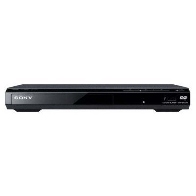 DVD плеер Sony DVP-SR320 (DVPSR320B.RU3) dvd плеер sony dvp sr760hp black