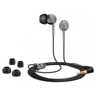 Наушники Sennheiser CX 200 Street II черный (CX 200 STREET II Black) sennheiser cx 300 ii precision black наушники
