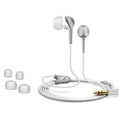 Наушники Sennheiser CX 200 Street II белый (CX 200 STREET II WHITE) цена