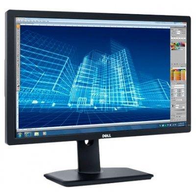 Монитор 27 Dell UltraSharp U2713H  (3641) черный (2713-3641)Мониторы Dell<br>27 IPS, LED, 2560x1440 WQHD (16:9), HDMI, 4xUSB 3.0, DVI-D (HDCP) dual link, DisplayPort 1.2 / mini-DisplayPort, DisplayPort out, 6 мс, 2M:1 (DCR), 350 кд/м2, регулировка по высоте и наклону, глубина цвета 1.07 млрд<br>