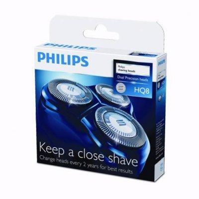 Бритвенная головка Philips HQ8/50 (HQ8/50) магазины в г уфе где можно ножи для бритвы hq8 50