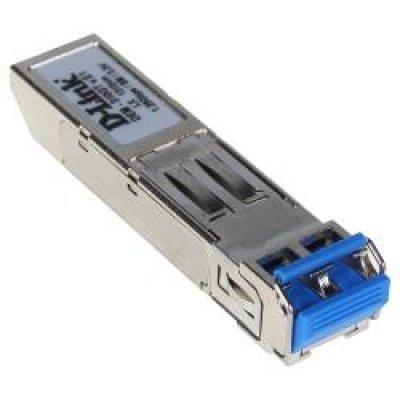 Модуль D-Link DEM-310GT/10 (DEM-310GT/10)Модули проводных сетей D-Link<br>1-port mini-GBIC LX Single-mode Fiber Transceiver уп 10шт<br>