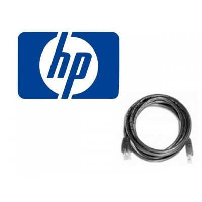 ������ hp 1.2m cat5 rj45 m/m ethernet cable (c7533a)(c7533a)