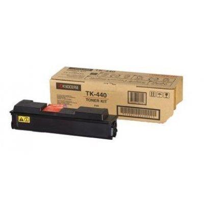 Тонер-картридж Kyocera TK-440 Black для FS-6950DN (1T02F70EU0) kyocera tk 540k 5 000 стр black для fs c5100dn