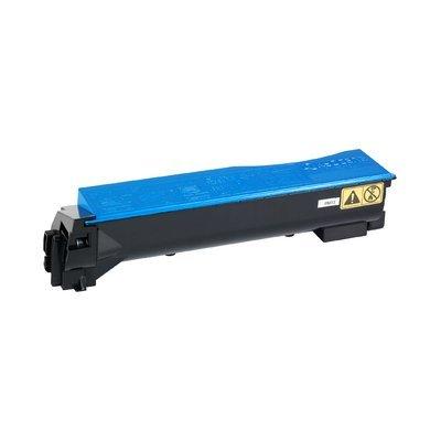 Тонер-картридж Kyocera TK-540C Cyan для FS-C5100DN (1T02HLCEU0)Тонер-картриджи для лазерных аппаратов Kyocera<br>TK-540C 4 000 стр. Cyan для FS-C5100DN<br>