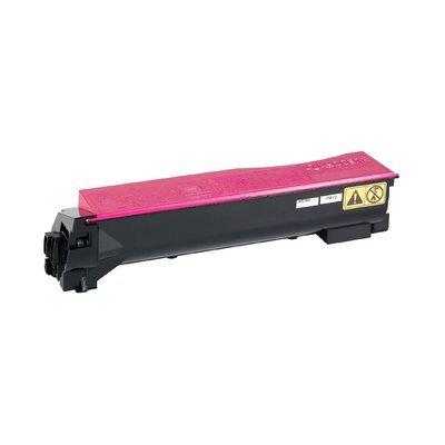 Тонер-картридж Kyocera TK-540M Magenta для FS-C5100DN (1T02HLBEU0)Тонер-картриджи для лазерных аппаратов Kyocera<br>TK-540M 4 000 стр. Magenta для FS-C5100DN<br>