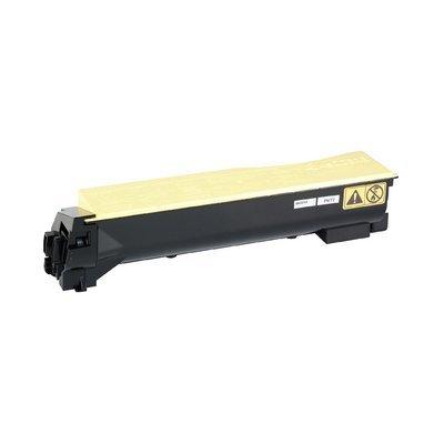 Тонер-картридж Kyocera TK-550Y Yellow для FS-C5200DN (1T02HMAEU0)Тонер-картриджи для лазерных аппаратов Kyocera<br>TK-550Y 6 000 стр. Yellow для FS-C5200DN<br>