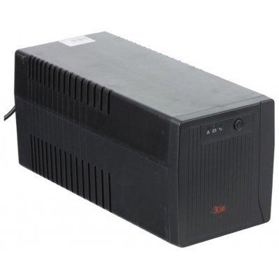 Источник бесперебойного питания 3Cott Micropower 850VA /480W 4*IEC  линейно-интерактивный (850VA/480 4*IEC)Источники бесперебойного питания 3Cott<br>480 4*IEC<br>