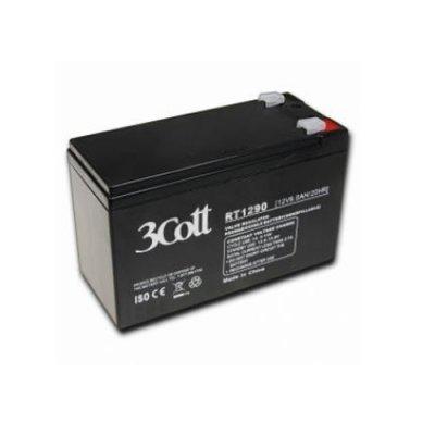 Аккумуляторная батарея для ИБП 3Cott 12V9Ah (3Cott 12V9Ah)Аккумуляторные батареи для ИБП 3Cott<br><br>