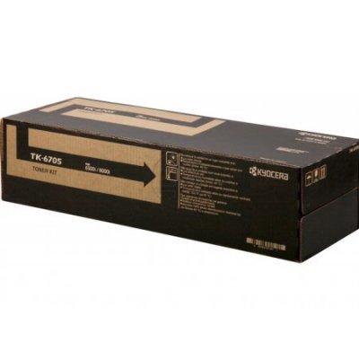Тонер-картридж Kyocera TK-6705 для KM-6500i/8000i (1T02LF0NL0)Тонер-картриджи для лазерных аппаратов Kyocera<br>70000 стр.<br>