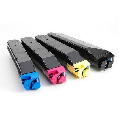 Тонер-картридж Kyocera TK-8505C Cyan для TASKalfa 4550ci/5550ci (1T02LCCNL0)Тонер-картриджи для лазерных аппаратов Kyocera<br>20000 стр.<br>