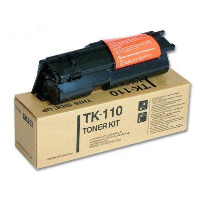 Тонер-картридж Kyocera TK-110 Black для FS-1016MFP/1116MFP/720/820/920 (1T02FV0DE0) цена