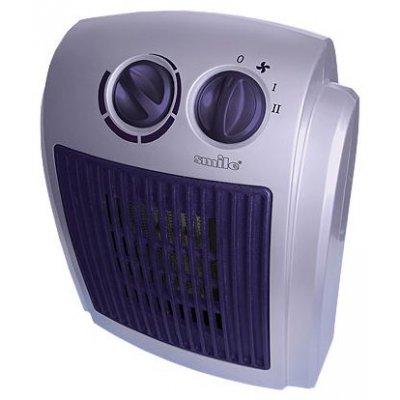 Обогреватель Smile HFC 1581 фиолетовый термовентилятор (HFC 1581 (фиол))