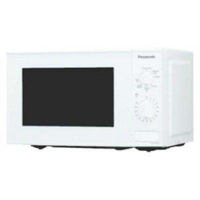 Микроволновая печь Panasonic NN-GM231WZPE (NN-GM231WZPE)Микроволновые печи Panasonic<br>объем 20 л, отдельно стоящая, мощность 800 Вт, гриль, механическое управление, поворотные переключатели<br>