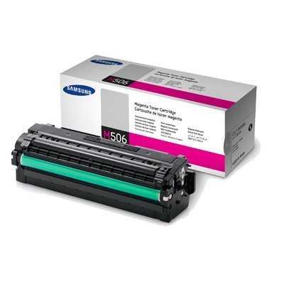 Тонер-Картридж пурпурный Samsung CLT-M506L для CLP-680/CLX-6260 (3500 стр) (CLT-M506L/SEE) toner powder and chip for samsung 506 clt 506 for clp 680 clx6260fw clx 6260nd clx 6260nr laser printer hot sale