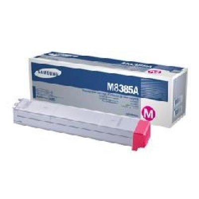 Тонер-Картридж пурпурный Samsung CLX-M8385A для CLX-8385ND (15 000 страниц) (CLX-M8385A/SEE) samsung clx m8385a magenta