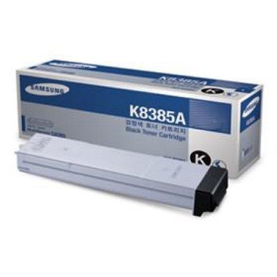 Тонер-Картридж черный Samsung CLX-K8385A для CLX-8385ND (20 000 страниц) (CLX-K8385A/SEE)Тонер-картриджи для лазерных аппаратов Samsung<br>для CLX-8385ND (20 000 страниц)<br>