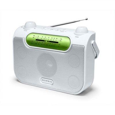 Радиоприемник Supra Supra ST-103 - много предложений.  Покупайте с удовольствием, доставляем :) Викимарт, +7 (495)...