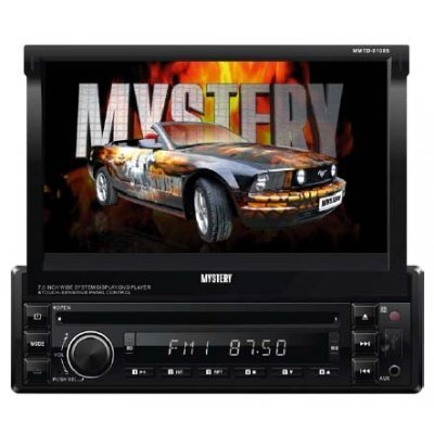 Автомагнитола Mystery MMTD-9108S (MMTD-9108S)Автомагнитолы Mystery<br>7 In Dash<br>