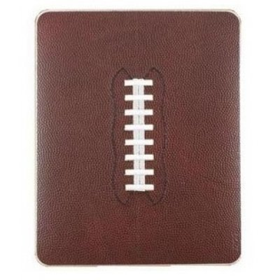 �������� zagg sportleather ��� ipad2 new football (lsbrnfoo101)