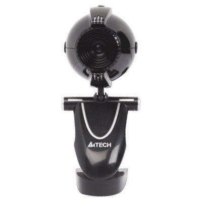 Веб-камера A4 PK-30F (PK-30F (GLOSSY BLACK))Веб-камеры A4-Tech<br>USB 2.0<br>