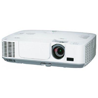 Проектор NEC M311X (M311X)Проекторы NEC<br>LCD, 1024 x 768 XGA, 3100lm, 3000:1, 2,99kg, HDMI, VGAx2, S-Video, RJ45, Lamp:10000hrs<br>