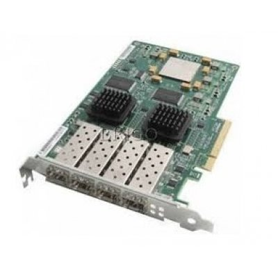 Контроллер Fibre Channel IBM 8Gb FC 4 Port Host Interface Card, for V3700 Dual Control Enclosure (00Y2491) (00Y2491) опция lenovo 00mj093 6gb sas 4 port host interface card