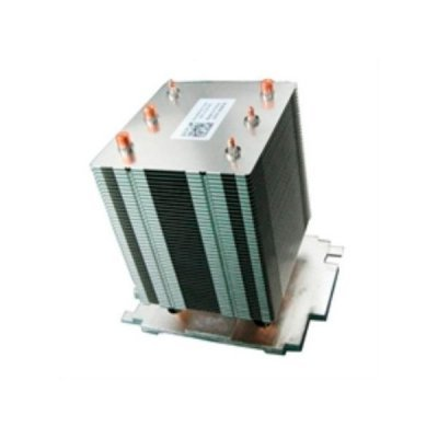 Радиатор охлаждения процессора Dell Heat Sink for Additional Processor (412-10184) (412-10184) радиатор dell heat sink for additional processor for r730 r730xd 374 bbhmt