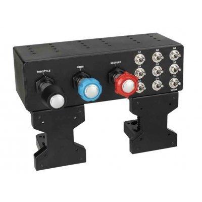 Аксессуар для джойстика Saitek Pro Flight TPM System (SCB432060002/04/1)Панели управления для авиасимуляторами Saitek<br><br>