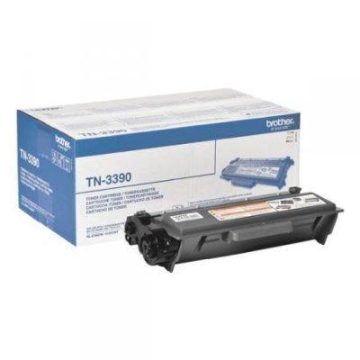 Картридж (TN3390) Brother TN-3390 (TN3390)Тонер-картриджи для лазерных аппаратов Brother<br>Тонер картридж Brother TN3390 для DCP/8250/MFC8950 (12 000 стр)<br>